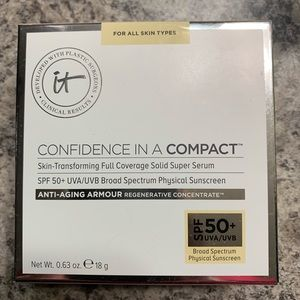 Confidence in a Compact - brand new!